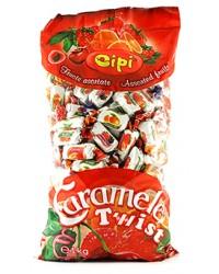 cipi twist caramele fructe