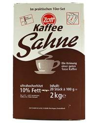 zott lapte pentru cafea 10x10 g