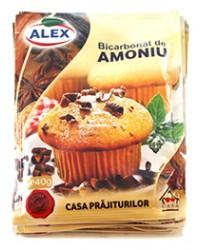 alex bicarbonat de amoniu