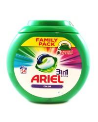 ariel pods capsule color style