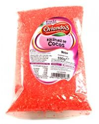 orlandos razatura de cocos rosu