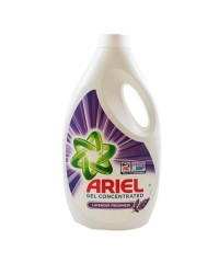 ariel detergent lichid lavender