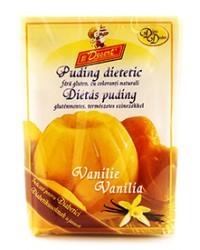 desert budinca dietetica cu vanilie